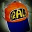 หมวก ARALE อาราเล่ สีส้ม thumbnail 2