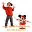 zDisney's Fisher-Price Master Moves Mickey (M3) มิกกี้เม้าส์ M3สุดเจ๋ง (พร้อมส่ง) thumbnail 6