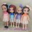 W112 เสื้อผ้าตุ๊กตา- Disney Animators' Collection Doll - 16'' (พร้อมส่่ง)) thumbnail 2
