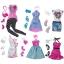 z Barbie Favorite Fashion 6-Pack ของแท้100% นำเข้าจากอเมริกา ชุดตุ๊กตาบาร์บี้ เสื้อผ้า กระเป๋า รองเท้า thumbnail 1