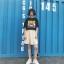 [Preorder] เสื้อยืดแนวสตรีท MARFA JOURNAL มีสีขาว/ดำ/แดงอิฐ thumbnail 17
