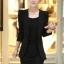 Pre-Order เสื้อสูททำงานแขนยาว เสื้อสูทผู้หญิง สูทลำลอง สีดำ แฟชั่นชุดทำงานสไตล์เกาหลี thumbnail 3
