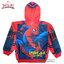 ( Size S-M-L ) เสื้อแจ็คเก็ต Spiderman เสื้อกันหนาว เด็กผู้ชาย สีน้ำเงิน รูดซิป มีหมวก(ฮู้ด) ใส่คลุมกันหนาว กันแดด สุดเท่ห์ ใส่สบาย ลิขสิทธิ์แท้ (ไซส์ S-M-L-XL ) thumbnail 2