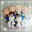 Plush Purse Anna - Frozen from Disney USA ของแท้100% จากอเมริกา กระเป๋าตุ๊กตา ปากปิ๊กแป็ก มีสายโซ่ น่ารักน่าใช้มากๆ thumbnail 4