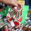 รองเท้าแฟชั่นเด็กผู้หญิง สีแดง thumbnail 2