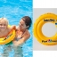 """ ( Intex Deluxe Swim Ring Pool School Step2 ห่วงยางว่ายน้ำ Ages3-6 thumbnail 4"