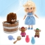 (Mini) Disney Animators' Collection Cinderella Mini Doll Play Set - 5'' ของแท้ นำเข้าจากอเมริกา thumbnail 1