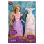 z Singing Doll and Costume Set - Rapunzel - 11 1/2''