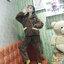 [พร้อมส่ง] ชุดนอนเสื้อขนสัตว์มีฮูดหมี+กางเกง มีสีน้ำตาล/ครีม thumbnail 10