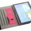 พร้อมส่ง เคสซัมซุงโน๊ต 10.1 2014 editionใส่นามบัตร สีน้ำตาล หมุ่น 360 องศา (ส่งฟรี EMS) thumbnail 7