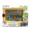 Lamaze Pond Symphony Crib Soother กล่องเพลงติดเตียง มีเพลง มีแสงไฟ ต่อกับ iPod iPhone MP3 ได้ thumbnail 3