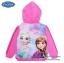 """"""" ( Size S-M-L-XL ) Disney Frozen for Girl เสื้อแจ็คเก็ต เสื้อกันหนาว เด็กผู้หญิงสีชมพูอ่อน สกรีนลาย เจ้าหญิงเอลซ่า รูดซิป มีหมวก(ฮู้ด) ใส่คลุมกันหนาว กันแดด ใส่สบาย ดิสนีย์แท้ ลิขสิทธิ์แท้ thumbnail 2"""