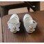 รองเท้าคัทชูเด็กสีเงิน มีส้น thumbnail 5