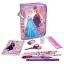 z Anna and Elsa zip-up stationery kit - Frozen from Disney USA เซ็ตเครื่องเขียนโฟรเซ่น ของแท้100% นำเข้าจากอเมริกา thumbnail 1