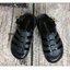 รองเท้ายางเด็กสีดำ 17.5 ซม. thumbnail 2