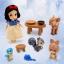 ฮ (Mini) Disney Animators' Collection Snow White Mini Doll Play Set - 5'' ของแท้ นำเข้าจากอเมริกา thumbnail 1