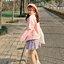 [พร้อมส่ง] เสื้อแจ็คเก็ตน่ารักสไตล์เกาหลี มีสีชมพู/เทา/เขียว thumbnail 7