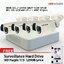 Hikvision POE Kit DS-7104NI-SN/P, DS-2CD2010F-Ix4 thumbnail 1