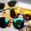 [พร้อมส่ง] แว่นกันแดด Fly to the sun รุ่น Versace thumbnail 2
