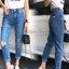 กางเกงแฟชั่น กางเกงยีนส์ทรงบอยเฟรน รุ่นใหม่ล่าสุด ทรงเอวสูง ฟอกสีสวย thumbnail 8