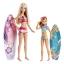 z Barbie Sisters Surfing Barbie and Stacie Doll 2-Pack ของแท้100% นำเข้าจากอเมริกา thumbnail 1