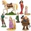 z Rapunzel Tangled Figure Play Set (มีของพร้อมส่ง) thumbnail 1
