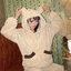 [พร้อมส่ง] ชุดนอนเสื้อขนสัตว์มีฮูดหมี+กางเกง มีสีน้ำตาล/ครีม thumbnail 14