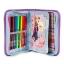 z Anna and Elsa zip-up stationery kit - Frozen from Disney USA เซ็ตเครื่องเขียนโฟรเซ่น ของแท้100% นำเข้าจากอเมริกา thumbnail 2