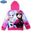 """"""" ( Jacket Disney Frozen for Girl เสื้อแจ็คเก็ต เสื้อกันหนาว เด็กผู้หญิง สีชมพู รูดซิป มีหมวก(ฮู้ด)ใส่คลุมกันหนาว กันแดด ใส่สบาย ดิสนีย์แท้ ลิขสิทธิ์แท้ thumbnail 8"""