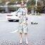 เดรสแฟชั่น Dress ลายน่ารัก สีหวาน แขนยาว คอปก thumbnail 2