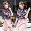 ชุดเซทแฟชั่น งานเซ็ท 2 ชิ้น ลุคสาวเกาหลี งานเสื้อเชิ๊ทเนื้อผ้าชีฟองแบบโปร่ง thumbnail 3