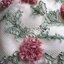 เดรสแฟชั่น มินิเดรสผ้าทูลเลปักลายดอกไม้สีชมพูทรงเปิดไหล่ thumbnail 17