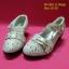 16A111-B1 Beige รองเท้าเด็กผู้หญิง สีเบจ ใส่ไปงานแต่ง งานเลี้ยง ไซส์26-30 thumbnail 1