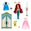 ฮ Ariel Wardrobe Doll Play Set thumbnail 1