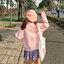 [พร้อมส่ง] เสื้อแจ็คเก็ตน่ารักสไตล์เกาหลี มีสีชมพู/เทา/เขียว thumbnail 9