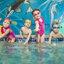 """ฮ """" SWIM GOGGLES ป้องกันแสง UV แว่นตาว่ายน้ำ แว่นว่ายน้ำเด็ก thumbnail 1"""