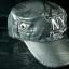 หมวก Cap หนังสีดำ ทรงหัวตัด ปัก NY เท่ห์มากๆ thumbnail 2