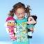 Z Disney Wreck-It Ralph Vanellope Von Schweetz Talking Doll thumbnail 4