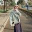 [พร้อมส่ง] เสื้อแจ็คเก็ตน่ารักสไตล์เกาหลี มีสีชมพู/เทา/เขียว thumbnail 17
