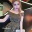 เดรสแฟชั่น Mini Dress เดรสดิ้นทอง สลับ ดำ เนื้อผ้ายืดๆหน่อย เข้ารูปช่วงเอว thumbnail 7