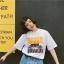 [Preorder] เสื้อยืดแนวสตรีท MARFA JOURNAL มีสีขาว/ดำ/แดงอิฐ thumbnail 26