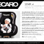 RECARO start + I Made in japan 5 kg – 18 kg และความสูง 50 cm - 100 cm ผ่านมาตรฐานความปลอดภัยของยุโรป ECE-R44/04 thumbnail 2