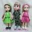 W104 เสื้อผ้าตุ๊กตา- Disney Animators' Collection Doll - 16'' (พร้อมส่ง) thumbnail 3