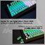 😎 KeyCap Crystal Edition 104 Key 😎 thumbnail 4