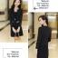 Pre เสื้อสูทผู้หญิง สูทบาง ฝีมือตัดเย็บระดับ High -end เสื้อผ้าแฟชั่นสไตล์เกาหลี แขนยาว สีดำ thumbnail 4