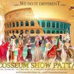 โคลอสเซียมโชว์พัทยา Colosseum Show Pattaya บัตรราคาพิเศษ