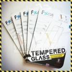 กระจกกันรอย TEMPERED GLASS iPhone 5,5s l  ซื้อ1แถม1 *ส่งฟรี EMS*