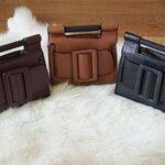 Boyy belt mini crossbody