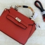 fashion bag style valentino กระเป๋าหนังPUทรงเก๋ ดีไซร์เรียบๆหรูๆ มาพร้อมผ้าพันสายจับ thumbnail 2