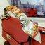 fashion bag style valentino กระเป๋าหนังPUทรงเก๋ ดีไซร์เรียบๆหรูๆ มาพร้อมผ้าพันสายจับ thumbnail 5